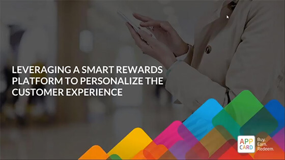 Leveraging a Smart Rewards Program for Personalized Customer Experiences