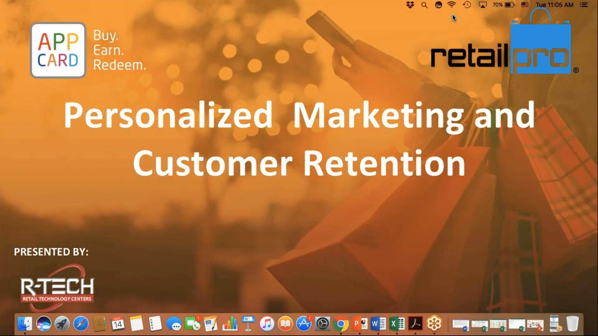 Personalized Marketing and Customer Retention for Retail Pro